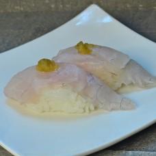 Sea Bream Sushi